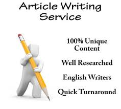 Article-writing Article Writter