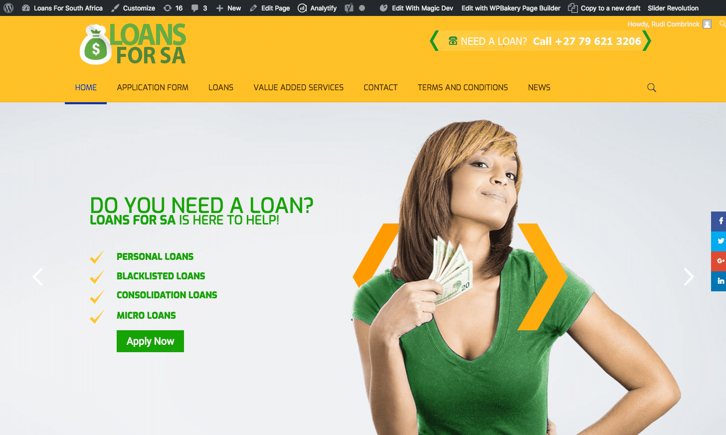 SEO Services for Loans