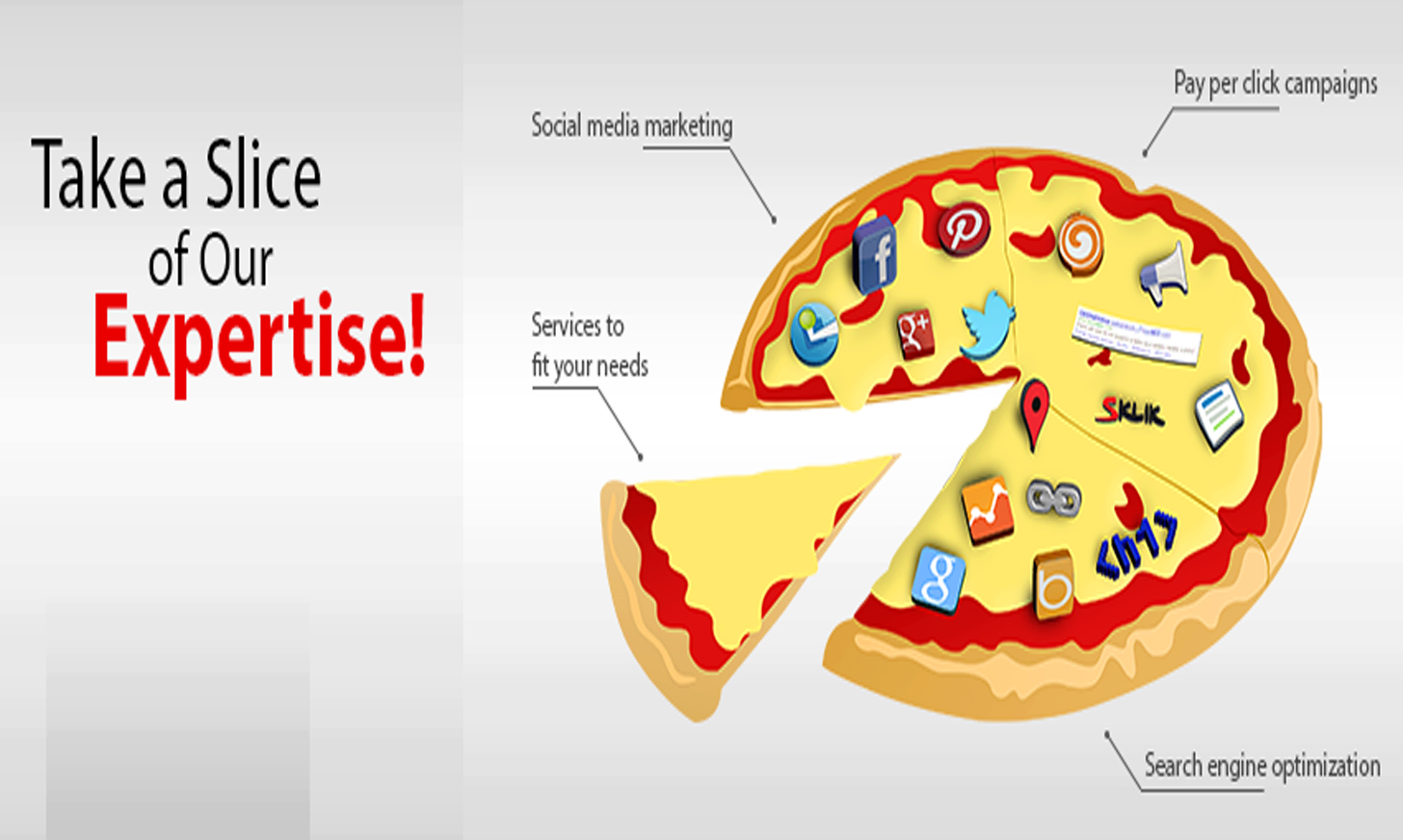 SEO Services for Pizza Shop